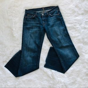 7 For All Mankind Boot Cut Stretch